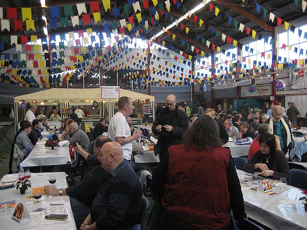 Kerstbierfestival, Essen - Photo courtesy William Roelens