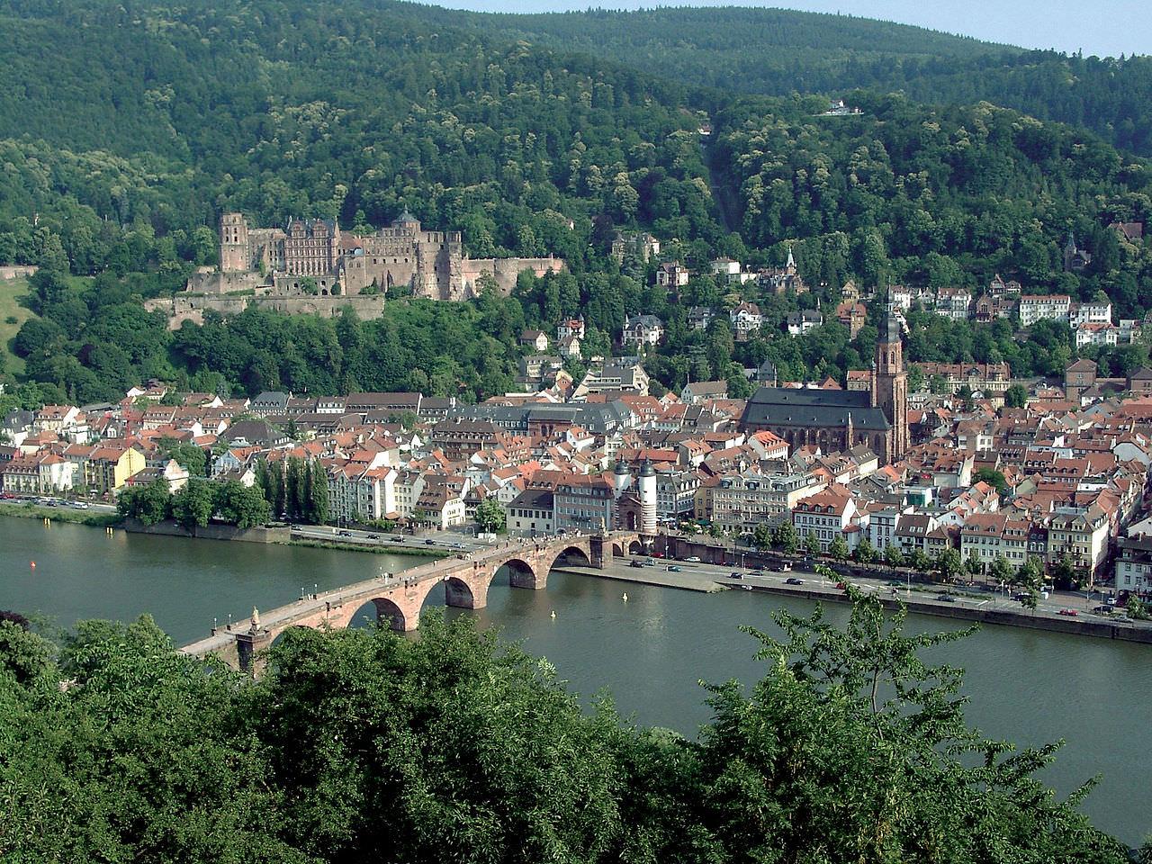 Heidelberg – Photo from Wikipedia