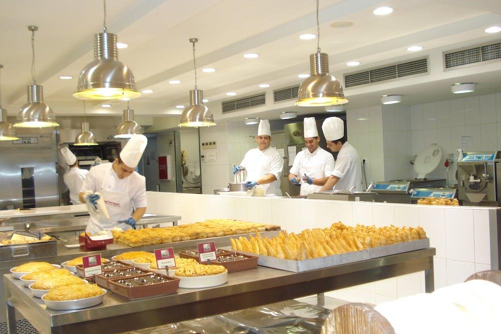 Greek Pastry Chefs