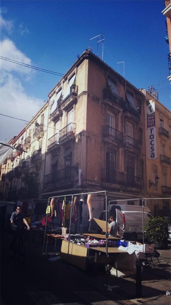 Street Stalls of Ruzafa