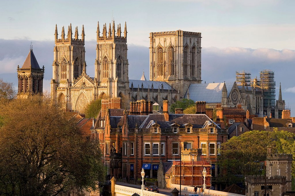 York Minster from the Lendal Bridge – By Jimmy Guano