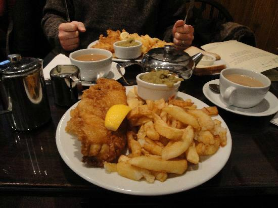 Fish and Chips – Drakes Fisheries