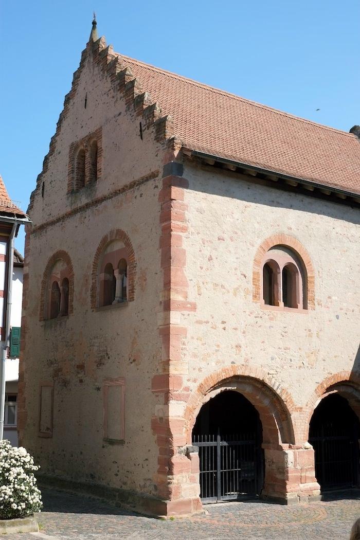 Seligenstat Romanisches Haus - Wikipedia