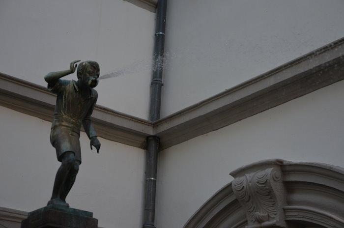The Naughty Boy of Koblenz