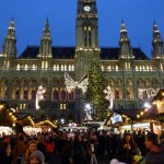 The We saw Vienna on out Christmas Market river cruise