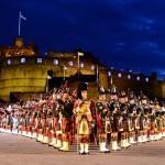 Massed Pipes - ©The Royal Edinburgh Military Tattoo