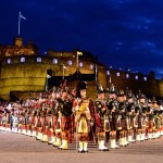 Massed Pipes - ©The Royal Edinburgh Military Tattoo