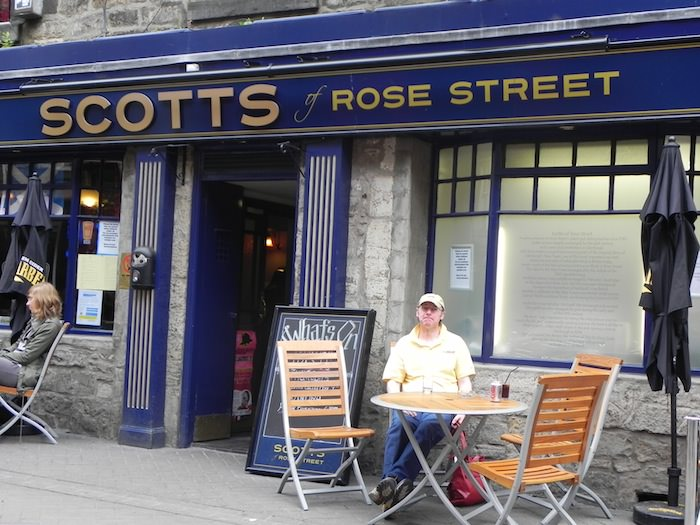 Scotts of Rose Street