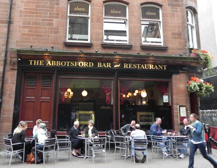 The Abbotsford Bar