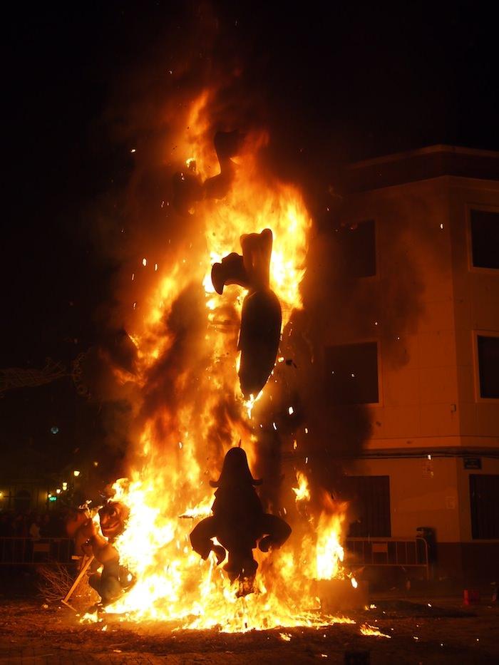 The crema - when it all burns down