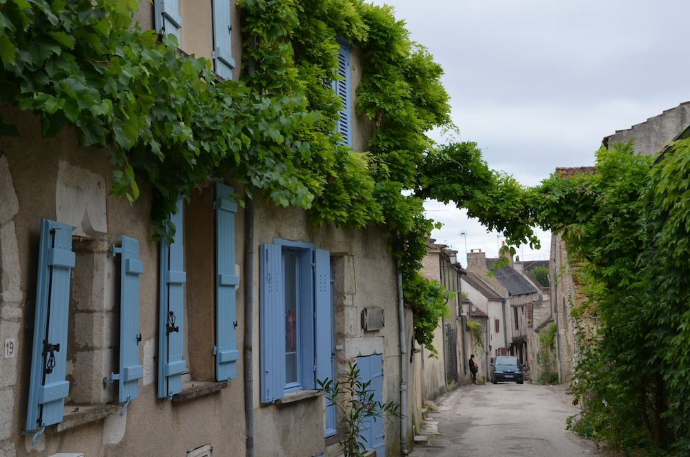 Noyers-sur-Serein provides marvelous photo shots wherever you look