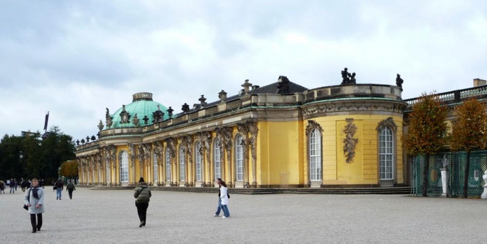 Sans Soucci Palace