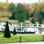 The park and gardens of Sans Souci