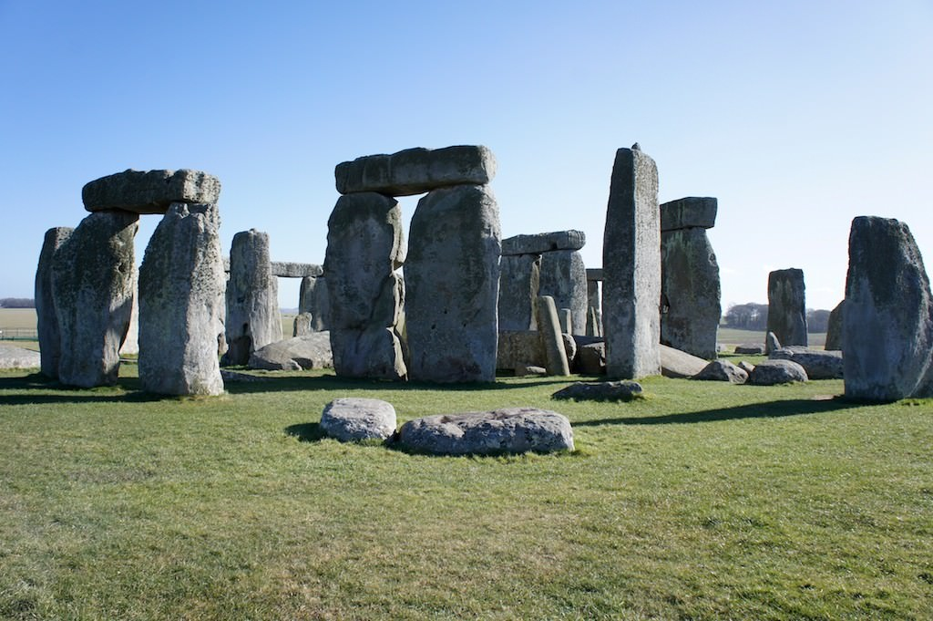 Stonehenge is a UNESCO World Heritage Site