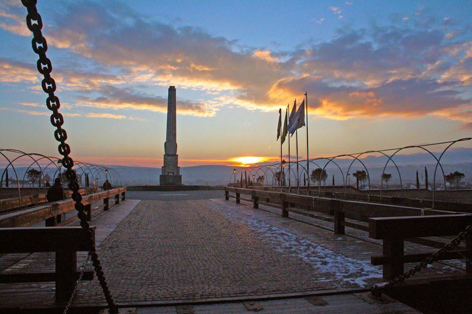 Th Oblesk in Alba Iulia