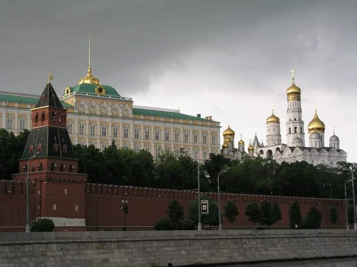 The Russian Kremlin
