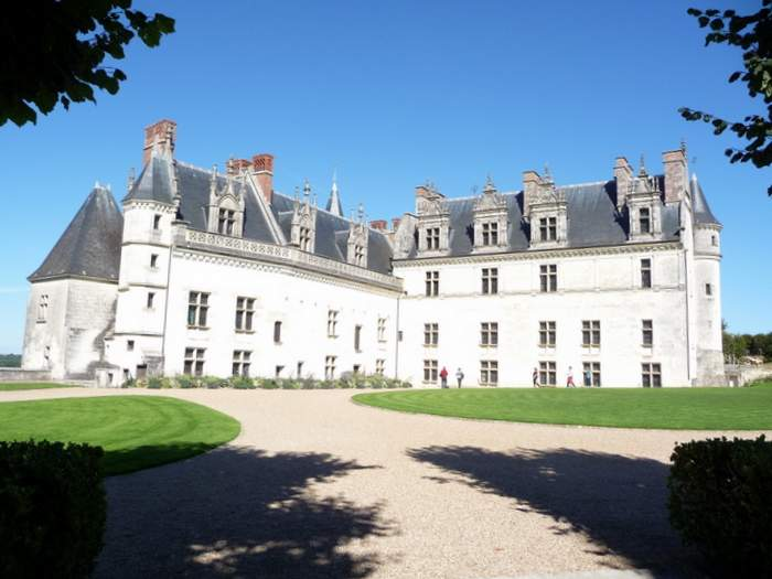 The Chateau Royal Amboise