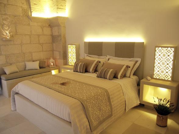 Corte dei Granai bedroom