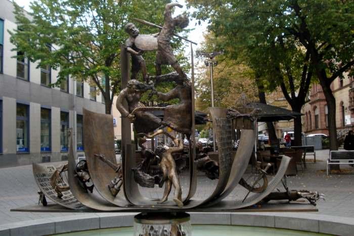 Vintner's fountain