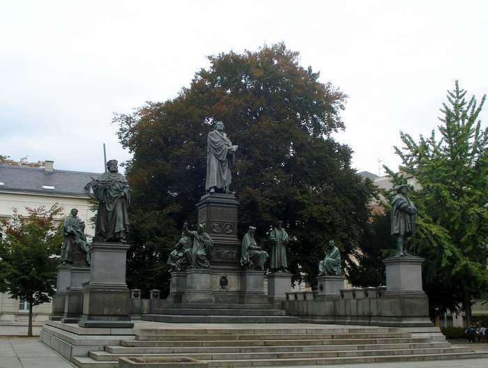 Martin Luther Monument