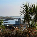 Kismul Castle from the Castlebay Hotel