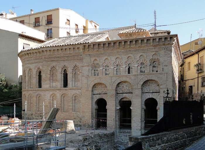Mosque of Cristo de la Luz built in 999