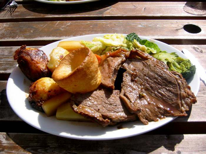 Sunday Roast Beef - Wikipedia