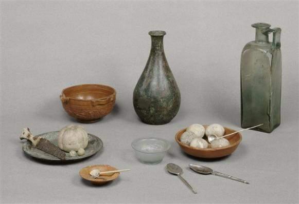 Gallo Roman artifacts