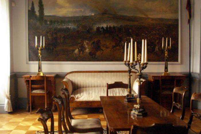 Sooneck Castle interior