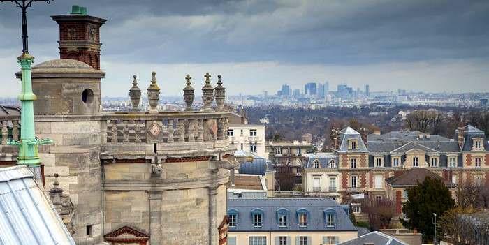 La ville de St Germain en Laye-Yvelines