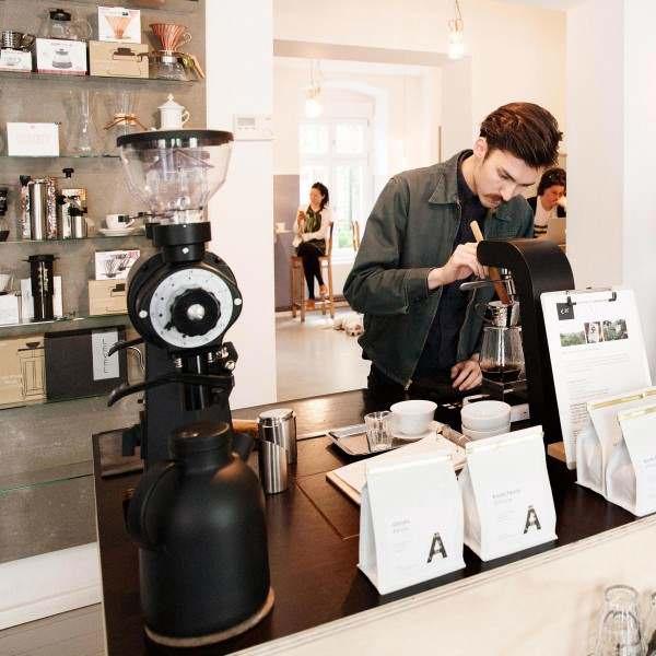Bonanza coffeehouse