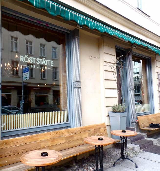 Röststätte coffeehouse