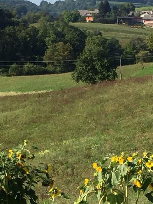 countryside of Slovakia