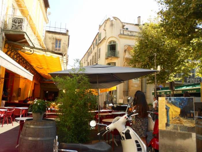 Café Van Gogh,
