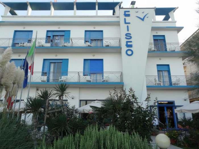 Hotel Eliseo in Rimini