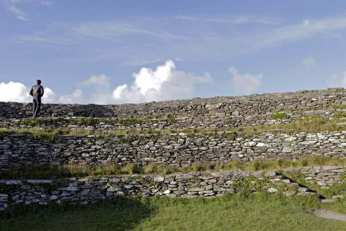 Grianan Aileach Ireland
