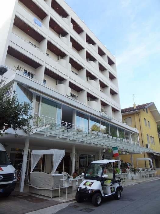 Hotel San Salvador in Rimini