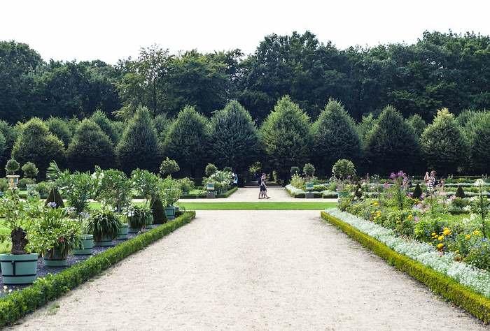 Charlottenburg Schloss gardens