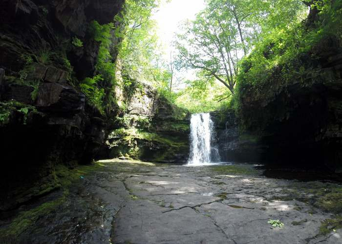 Upper Gushing Falls,