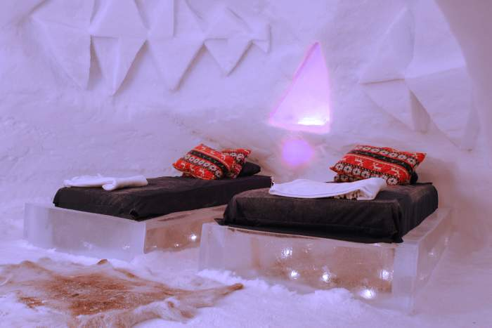 The Kirkenes Snowhotel is one of Scandanavia's most unique hotels