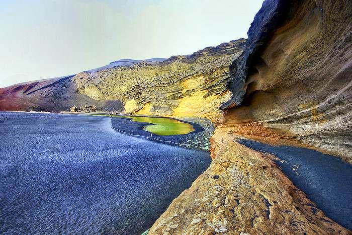 Timanfaya National Park in Lanzarote