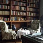 Adare Manor's Library Room.