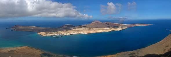 Lanzarote, birthplace of Cesar Manrique
