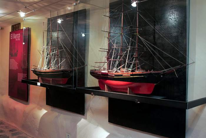 the Pirate Museum in Lanzarote