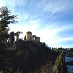 The Castle- La Rocca in Brisighella, Italy
