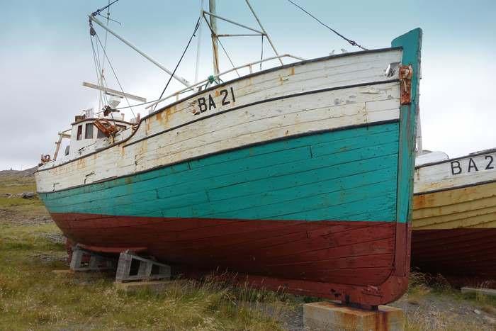 Old boats in Hnjotur, Westfjords©K.D. Leperi-All Rights Reserved-001