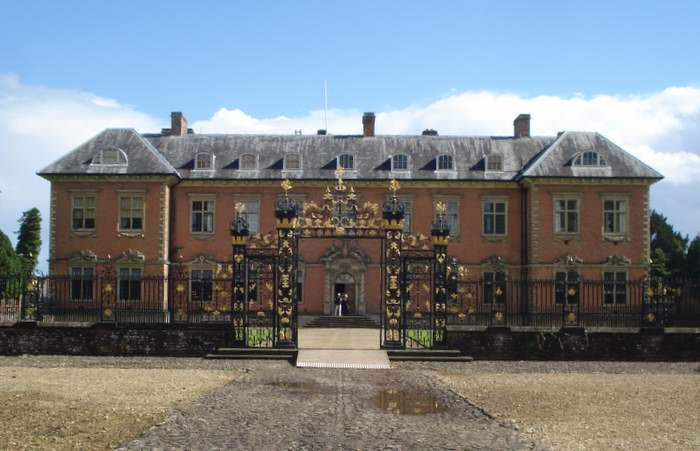 Tredegar House in Newport, Wales