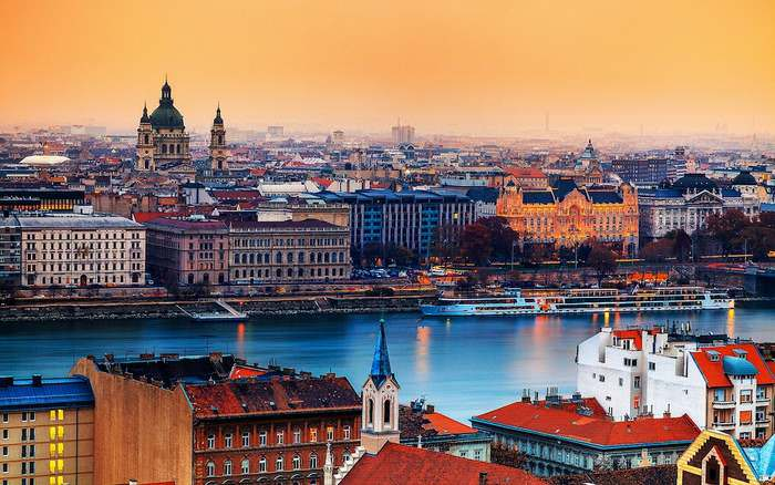 Budapest , beautiful anytime but great for spring travel in Europe