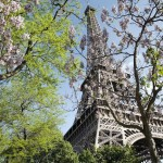 Paris a great spot for Spring Travel in Europe
