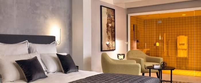 Suite at the Casa Ellul lodging in Malta